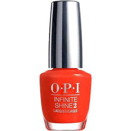 OPI Infinite Shine - No Turning Back Fr Pink
