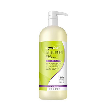 DevaCurl Light Defining Gel 1L