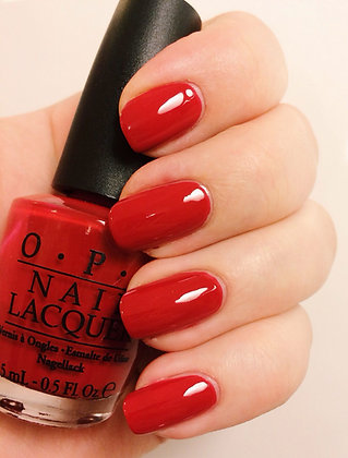 OPI Nail Lacquers - The Thrill Of Brazil