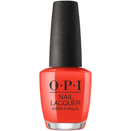 OPI Nail Lacquers - Nail Lacquers - A Red-Vival City