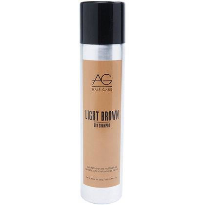 AG Light Brown Dry Shampoo 4.2oz