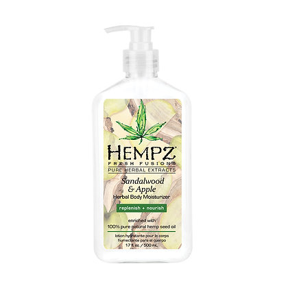 Hempz 17oz Sandalwood & Apple