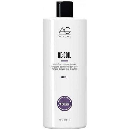 AG Re:coil Shampoo 33.8oz