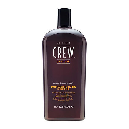 American Crew Daily Moisturizing Shampoo 1L