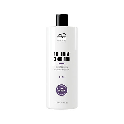 AG Curl Thrive Conditioner 33.8oz