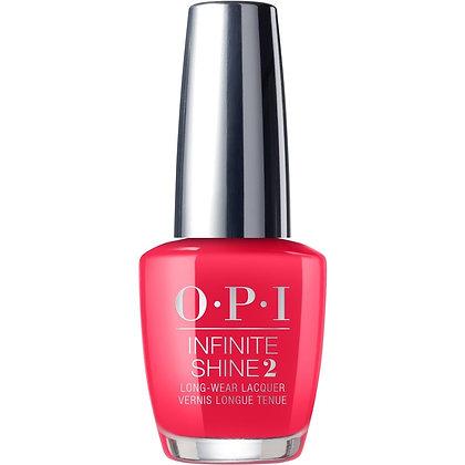 OPI Infinite Shine - She's A Bad Muffuletta