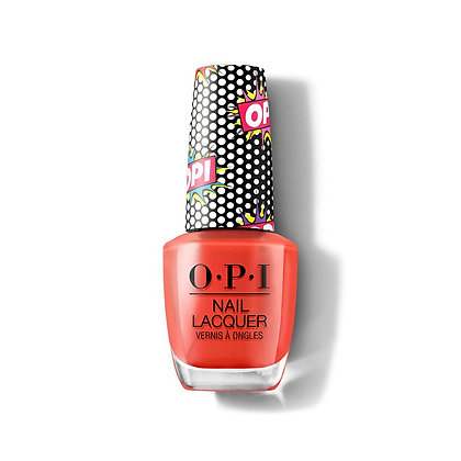 OPI Nail Lacquers - Pops