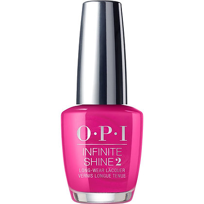 OPI Infinite Shine - La Paz-Itively Hot