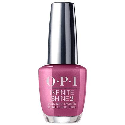 OPI Infinite Shine - A Rose At Dawn
