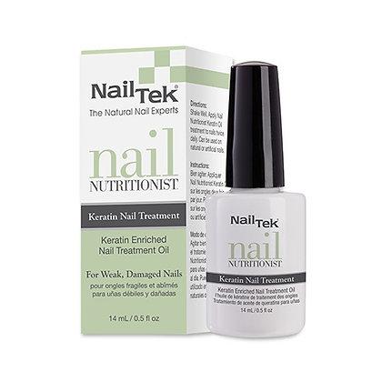 NailTek Keratin Nail Treatment 14ml