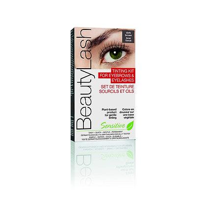 Esthetics - Beauty Lash Tint Kit (Brow/Lash) Dark Brown