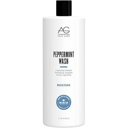 AG Peppermint Wash Shampoo 33.8oz
