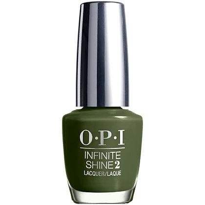 OPI Infinite Shine - Olive For Green