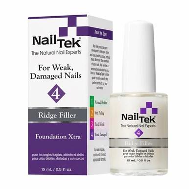 NailTek Foundations 4 - Ridge Filler 15ml