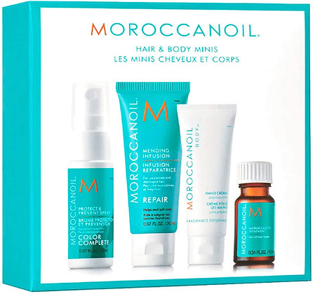 Moroccanoil Hair & Body Minis