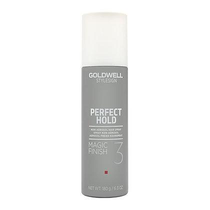 Goldwell StyleSign Perfect Hold 3 Magic Finish Non-Aerosol Spray 6.3 OZ