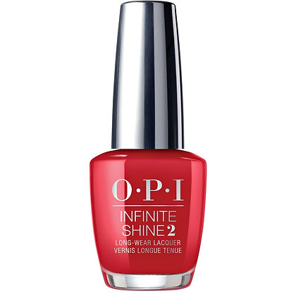 OPI Infinite Shine - Big Apple Red