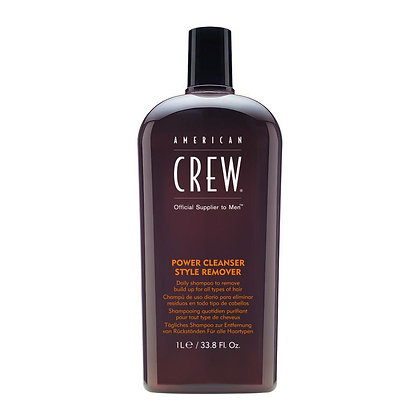 American Crew Power Cleanser Style Remover Shampoo 1L