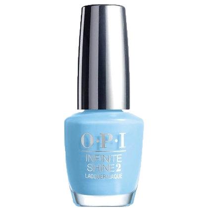 OPI Infinite Shine - To Infinity & Blue-Yond