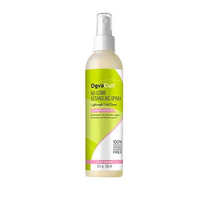 DevaCurl No-Comb Detangling Spray 8oz