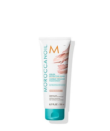MoroccanOil Rose Gold Color Depositing Mask