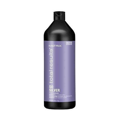 Matrix  So Silver Shampoo 1L