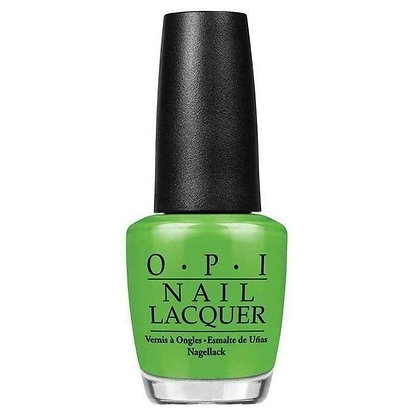 OPI Nail Lacquers - Green-Wich Village