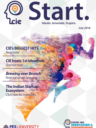 CIE Newsletter Cover