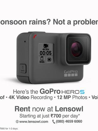 GoPro Hero 5 Poster