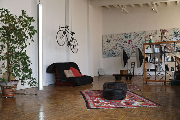 Studio Photo Deco Le Loft Catalan La Bic