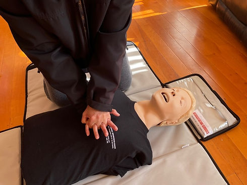 Immediate Responder CPR Training
