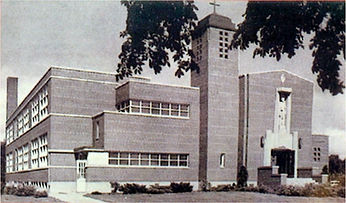 St. Bernard's in 1948.jpg