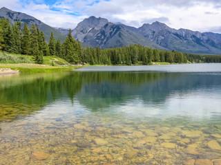 Jonhson Lake, Banff
