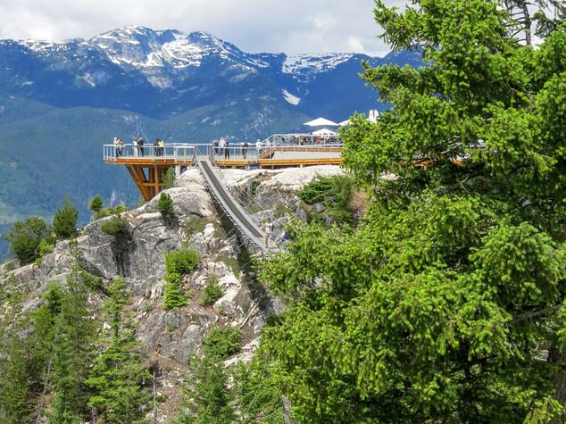 Sea to-Sky Gondola, Squamish