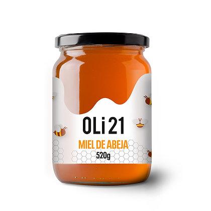 Miel de abeja OLI21 520g