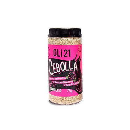 Cebolla Blanca Granulada OLI21 75 gr Frasco