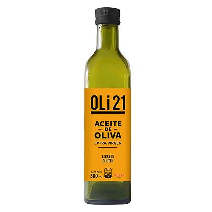 OLI21 500 ml Aceite de oliva extra virgen