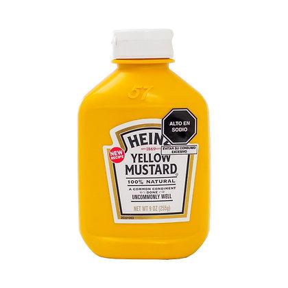 Mostaza Heinz 255 g
