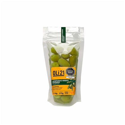 Aceitunas Verdes Con Pepa OLI21 110g