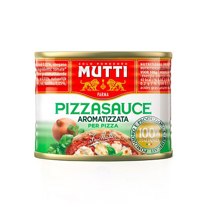 Salsa de Pizza Aromática Sauce Mutti 210 g