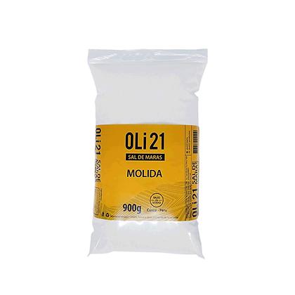 OLI21 900 gr Sal de Maras Molida