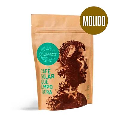Café Orgánico Premium COMPADRE Molido Medio 250 gr
