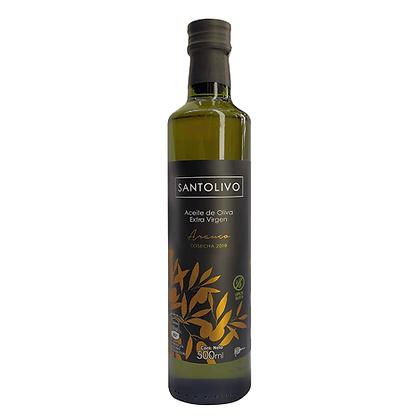 SANTOLIVO 500 ml Aceite de oliva extra virgen  Intensidad Media