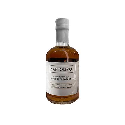 Aceite de oliva extra virgen Edición Especial con Hongo de Porcon 375 ml