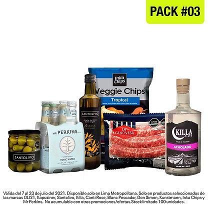 """Pack """"Bicentenario"""" 3"""