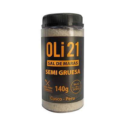 OLI21 140 gr Sal de Maras Semigruesa