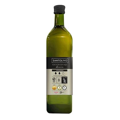 """SANTOLIVO 1 litro Aceite de oliva extra virgen """"B""""  Intensidad Media"""