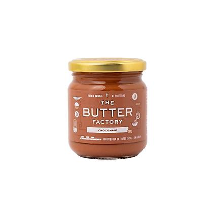 Mantequilla de chocomani  The Butter Factory 200gr