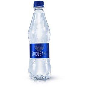 500 ml Agua Mineral Natural SOCOSANI con gas
