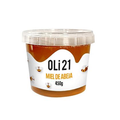 Miel de abeja OLI21 450g
